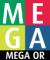 Mega Or logo